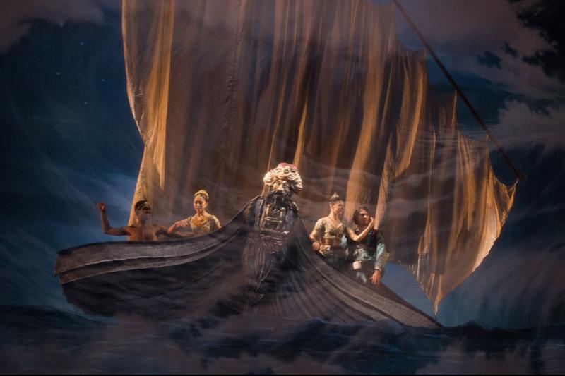 La Corsaire Boat