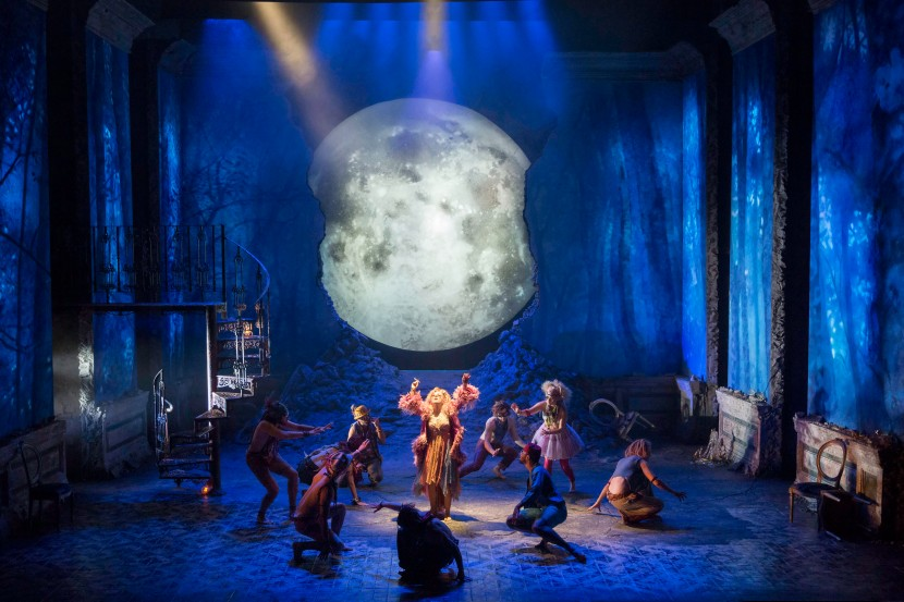 'MIDSUMMER'S NIGHTS DREAM' THE MICHAEL GRANDAGECOMPANY