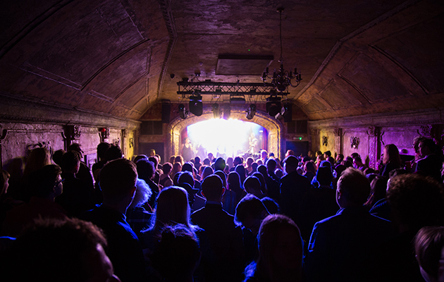 'OMEARA' AN AMAZING NEW MUSIC VENUE IN LONDON AT FLAT IRONSQUARE