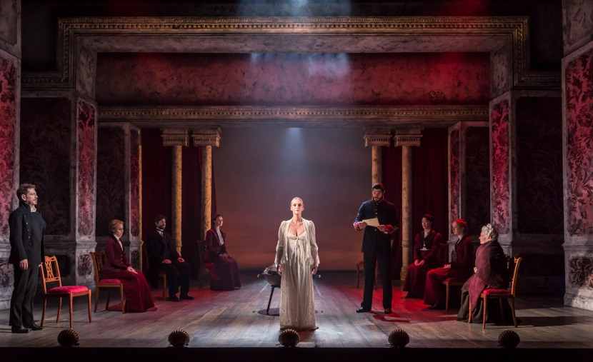 'THE WINTER'S TALE' KENNETH BRANAGH THEATRE COMPANY