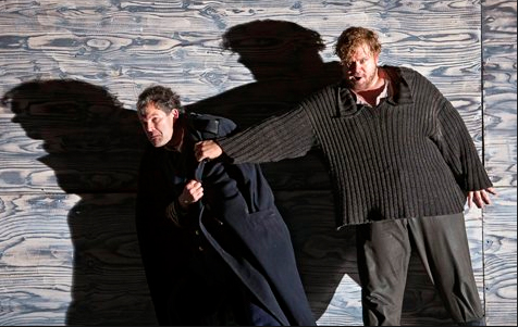 'PETER GRIMES' ENGLISH NATIONAL OPERA